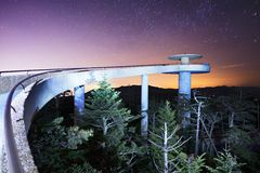 Clingman's Dome Stock Images