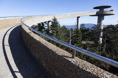 Clingmans Dome Royalty Free Stock Photos