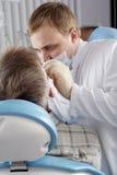 Clinic dental Royalty Free Stock Photo