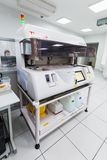 Clinical lab equipment. Phadia 250 stock photo