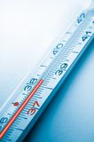 Clinical thermometer Royalty Free Stock Photography