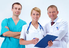 Clinicians Stock Image