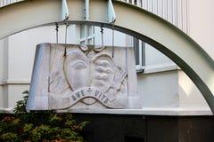 Clinique de vita d'avenue Photo stock