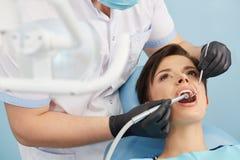Clinique dentaire Bureau dentaire Photographie stock