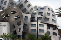 Clinique Frank Gehry Lou Ruvo de cerveau de Cleveland Images libres de droits