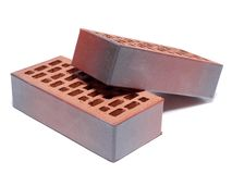 Clinker bricks Stock Photography