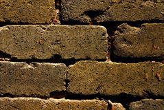Clinker bricks Royalty Free Stock Photo