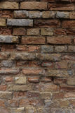 Clinker wall Stock Images