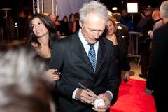 Clint Eastwood Imagens de Stock