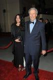 Clint Eastwood,Dina Ruiz Stock Image