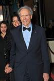 Clint Eastwood,Dina Ruiz Stock Photos