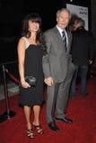 Clint Eastwood,Dina Ruiz Stock Images