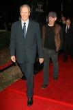 Clint Eastwood, Steven Spielberg Στοκ Φωτογραφίες