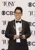 Clint Ramos Wins Costume Design-Preis bei 70. Tonys Stockfotografie