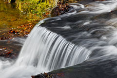 Clinton Falls Flow Royalty Free Stock Photo