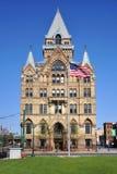 clinton nowy kwadratowy Syracuse York Zdjęcia Stock
