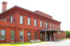 Clinton School For Public Service. The William Jefferson Clinton School for Public Service in Downtown Little Rock Arkansas stock photo