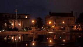 Clinton Square en Syracuse, NY metrajes
