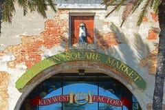 Clinton Square Market, Key West, Florida. Clinton Square Market at downtown Kew West, Florida, USA Royalty Free Stock Photography