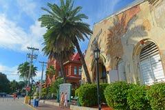 Clinton Square Market, Key West, Florida. Clinton Square Market at downtown Kew West, Florida, USA Stock Photography