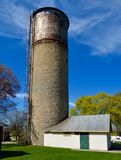 Clinton Water Tower Stock Photography