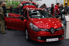 Clio Stock Image