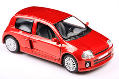 clio Renault bawi się v6 obrazy royalty free