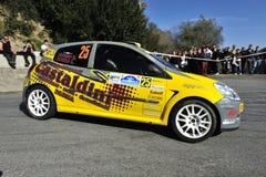 Clio Rs3 Stock Photo