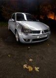 Cliosport van Renault Royalty-vrije Stock Fotografie