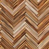 Clip art de madera inconsútil de la raspa de arenque de la textura del entarimado Foto de archivo