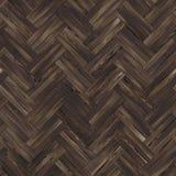 Clip art de madera inconsútil de la raspa de arenque de la textura del entarimado Fotos de archivo