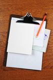 Clip board Royalty Free Stock Image