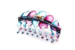 clip colorful hair Стоковые Изображения RF