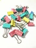 Clip de la carpeta Imagen de archivo libre de regalías