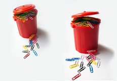 Clip Dispenser Stock Photography