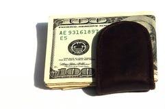 Clip II d'argent Image libre de droits
