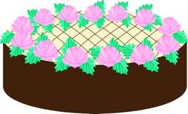 Clipart蛋糕 库存图片