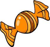 Clipart da ilustração dos desenhos animados dos doces Fotos de Stock Royalty Free