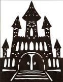 Clipart hecho a mano del palacio libre illustration