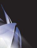 Clipart (images graphiques) de calibre de Web avec des courbes illustration de vecteur