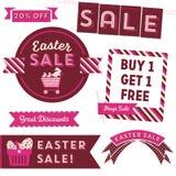 Clipart (images graphiques) de vente de Pâques Images libres de droits