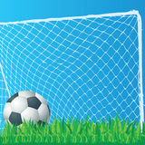 Clipart (images graphiques) du football images stock