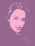 Clipart (images graphiques) principal de Madame Images libres de droits