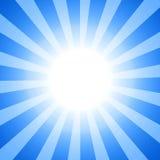 Clipart Sonne Lizenzfreies Stockbild