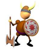 clipart viking Стоковое Изображение