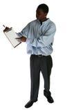 clipboard предназначенный для подростков Стоковое Фото