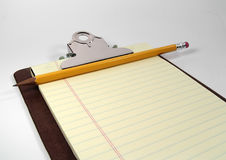 Clipboard. Photo of Clipboard stock photo
