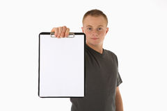 Clipboard 1 Stock Images