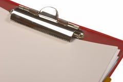 clipboard Стоковая Фотография RF