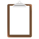 clipboard royaltyfri illustrationer